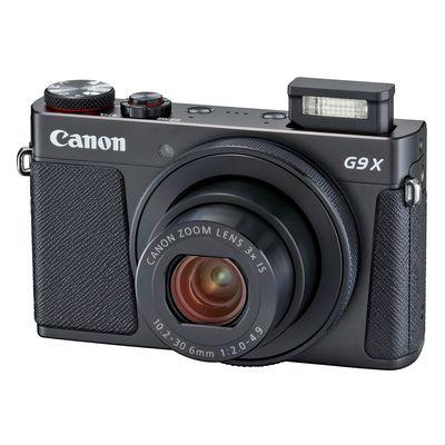 Für weitere Info hier klicken. Artikel: Canon PowerShot G9X Mark II Special Edition schwarz