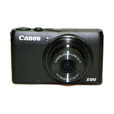 Für weitere Info hier klicken. Artikel: Canon Powershot S 120 -G-