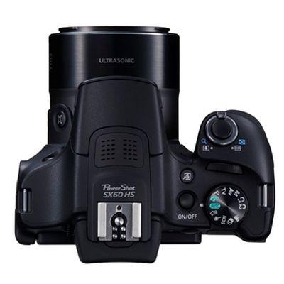 Für weitere Info hier klicken. Artikel: Canon PowerShot SX60 HS