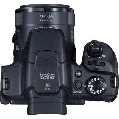 Für weitere Info hier klicken. Artikel: Canon PowerShot SX70 HS