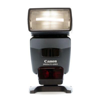 Für weitere Info hier klicken. Artikel: Canon Speedlite 420 EX -G-