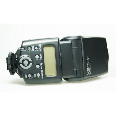 Für weitere Info hier klicken. Artikel: Canon Speedlite 430EX -G-