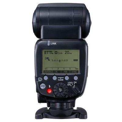 Für weitere Info hier klicken. Artikel: Canon Speedlite 600 EX-RT -Ausstellungsstück-