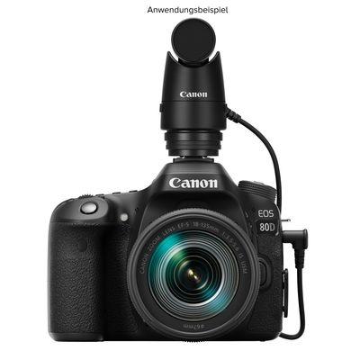 Für weitere Info hier klicken. Artikel: Canon Stereo-Richtmikrofon DM-E1
