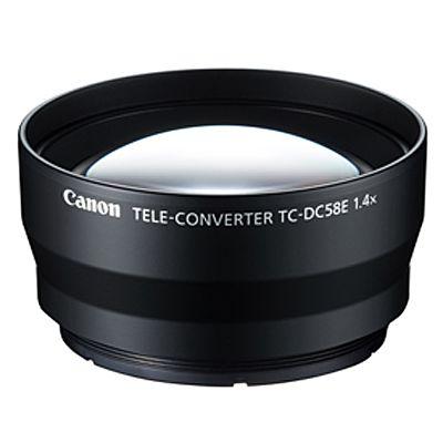 Für weitere Info hier klicken. Artikel: Canon Tele-Konverter TC-DC 58E