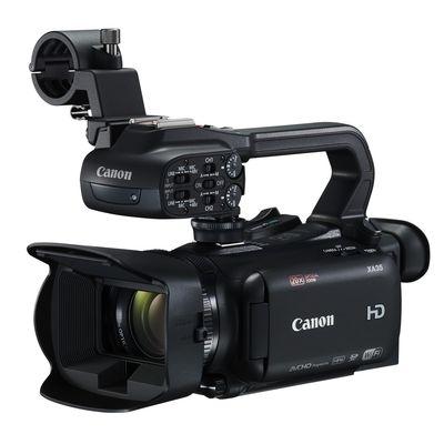 Für weitere Info hier klicken. Artikel: Canon XA35 Professioneller Camcorder