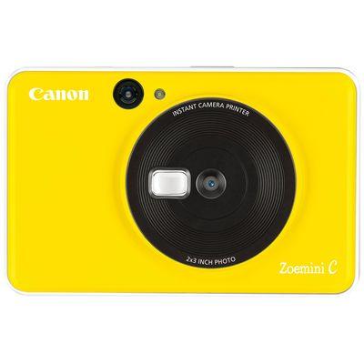Für weitere Info hier klicken. Artikel: Canon Sofortbildkamera Zoemini C gelb