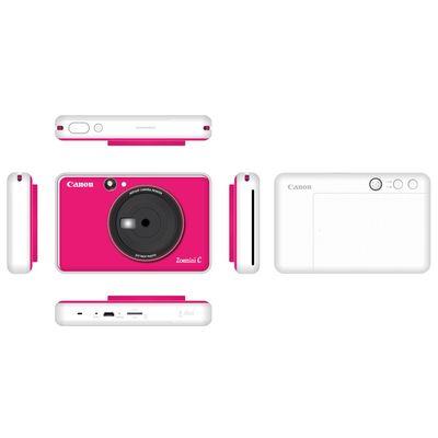 Für weitere Info hier klicken. Artikel: Canon Sofortbildkamera Zoemini C pink