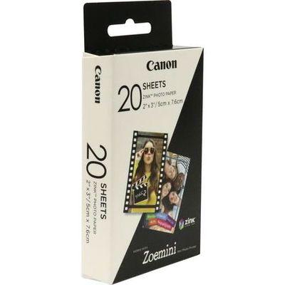 Für weitere Info hier klicken. Artikel: Canon ZP-2030 20 Blatt Zink Papier