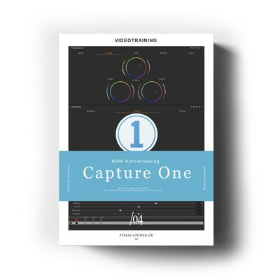Für weitere Info hier klicken. Artikel: Pixelcatcher Capture One Pro Video-Kurs