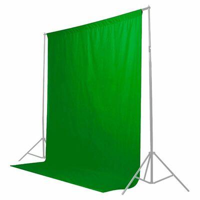 Für weitere Info hier klicken. Artikel: Caruba Hintergrundtuch 3x6m Chroma Key Grün