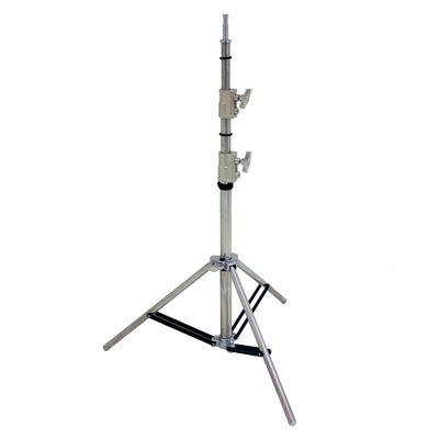 Für weitere Info hier klicken. Artikel: Caruba Leuchtenstativ 220 cm Edelstahl / Aluminium