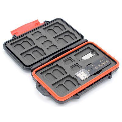 Für weitere Info hier klicken. Artikel: Caruba Multi Card Case MCC-7 inkl. USB 3.0 Kartenlesegerät