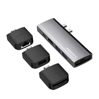 Für weitere Info hier klicken. Artikel: Caruba Multi Functional 9 in 1 USB C Hub Space Gray