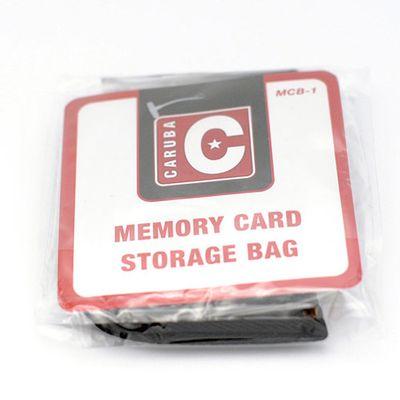 Für weitere Info hier klicken. Artikel: Caruba Speicherkarten-Tasche (mehr als 4xCF / 8xSD)