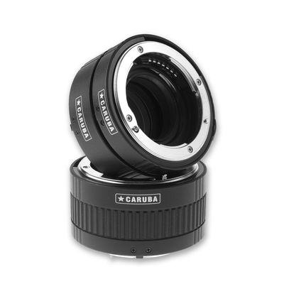 Für weitere Info hier klicken. Artikel: Caruba Zwischenringsatz Chrom (Typ II) Nikon