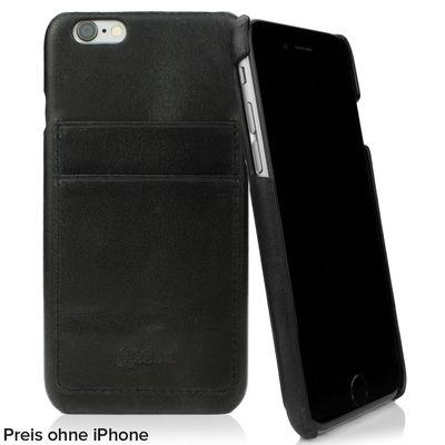 Für weitere Info hier klicken. Artikel: CASEual LeatherBack für iPhone 6s schwarz