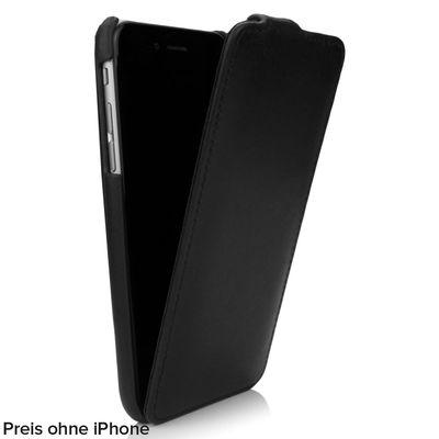 Für weitere Info hier klicken. Artikel: CASEual LeatherFlip für iPhone 6s schwarz