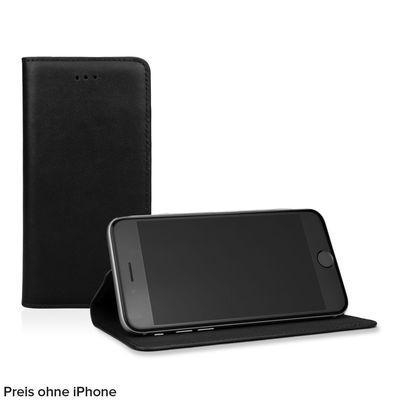 Für weitere Info hier klicken. Artikel: CASEual LeatherSlim für iPhone 6s schwarz