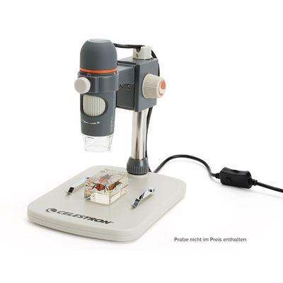 Für weitere Info hier klicken. Artikel: Celestron Handheld Digital Pro Mikroskop