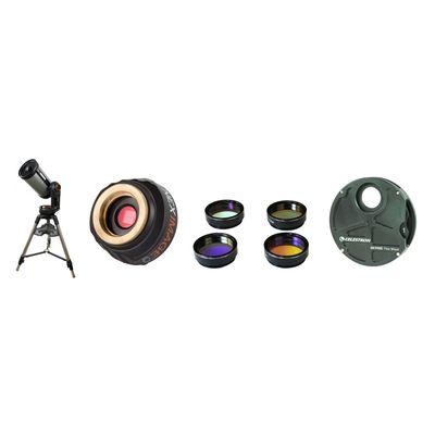 Für weitere Info hier klicken. Artikel: Celestron NexStar Evolution 9.25 + Monochrom Kamera + Farbfiltersatz + Filterrad
