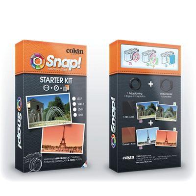 Für weitere Info hier klicken. Artikel: Cokin 00 Snap! Starter Kit G8 E 49