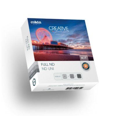 Für weitere Info hier klicken. Artikel: Cokin H300-01 Full ND Kit