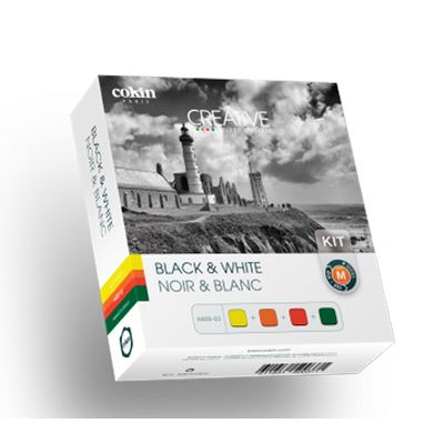 Für weitere Info hier klicken. Artikel: Cokin H400-03 Black & White Kit
