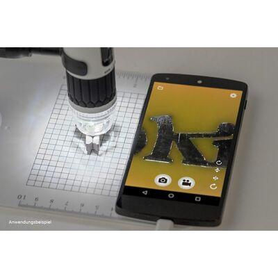 Für weitere Info hier klicken. Artikel: Cokin Infiniclear Digital Mikroskop inkl Filter Mini USB Adaptaer LED Licht