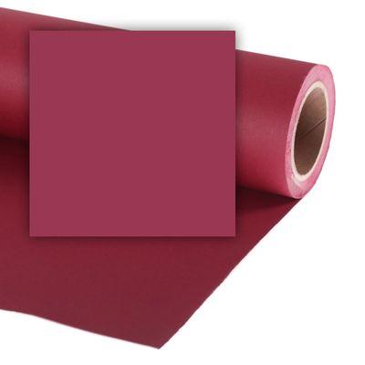 Für weitere Info hier klicken. Artikel: Colorama Hintergrundkarton 1,35 x 11 m crimson