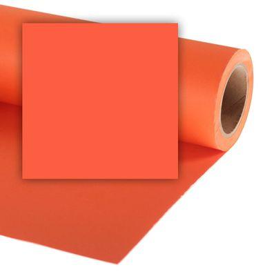 Für weitere Info hier klicken. Artikel: Colorama Hintergrundkarton 1,35 x 11 m mandarin