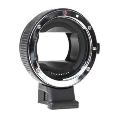 Für weitere Info hier klicken. Artikel: Commlite Autofokus-Adapter für Canon EOS Objektiv an Sony Alpha/NEX E-Mount Kamera - mit Autofokus und Blendensteuerung Sony NEX