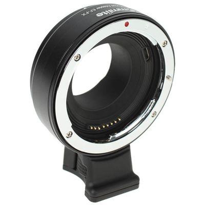 Für weitere Info hier klicken. Artikel: Commlite Autofokus-Objektivadapter für Canon-EOS-Objektiv an Fuji-X-Mount-Kamera
