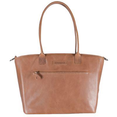 Für weitere Info hier klicken. Artikel: Compagnon Damentasche the unique braun