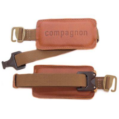 Für weitere Info hier klicken. Artikel: Compagnon Tasche the waist belt grün-braun