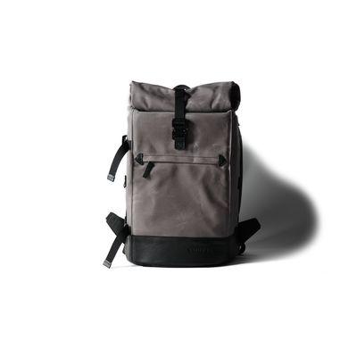 Für weitere Info hier klicken. Artikel: Compagnon the backpack grau-schwarz
