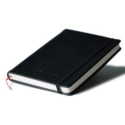 Für weitere Info hier klicken. Artikel: Compagnon the notebook schwarz