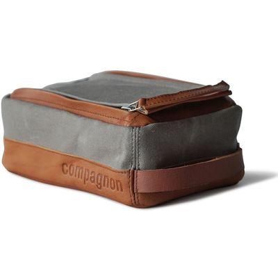 Für weitere Info hier klicken. Artikel: Compagnon the toolbag grau-braun