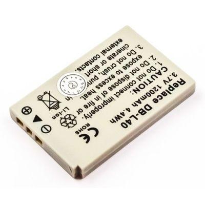 Für weitere Info hier klicken. Artikel: Connect Akku DB-L40 kompatibel