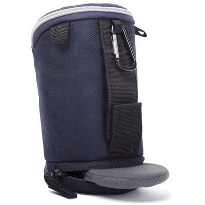 Für weitere Info hier klicken. Artikel: Crumpler Base Layer Lens Case L blau