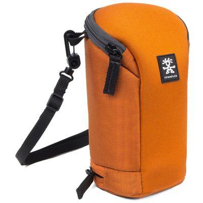 Für weitere Info hier klicken. Artikel: Crumpler Base Layer Lens Case L orange