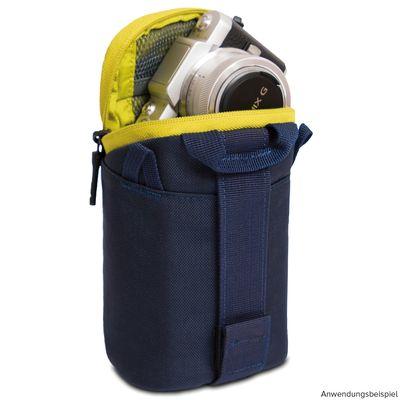 Für weitere Info hier klicken. Artikel: Crumpler Drewbob 200 marineblau-grün
