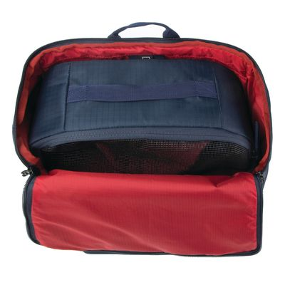 Für weitere Info hier klicken. Artikel: Crumpler Flying Duck Full Backpack marineblau
