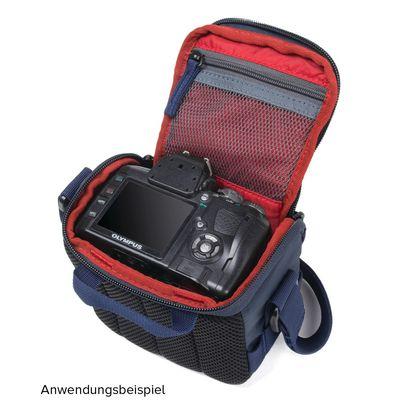 Für weitere Info hier klicken. Artikel: Crumpler Fyling Duck Camera Cube XS marineblau