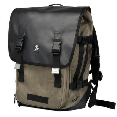 Für weitere Info hier klicken. Artikel: Crumpler Muli Half Photo Backpack schwarz