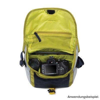 Für weitere Info hier klicken. Artikel: Crumpler Proper Roady 2.0 Camera Sling 2500 dk.navy-lime