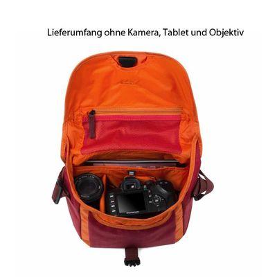 Für weitere Info hier klicken. Artikel: Crumpler Proper Roady 2.0 Camera Sling 2500 red-orange