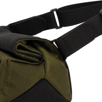 Für weitere Info hier klicken. Artikel: Crumpler SnapBag dark olive & dull black M