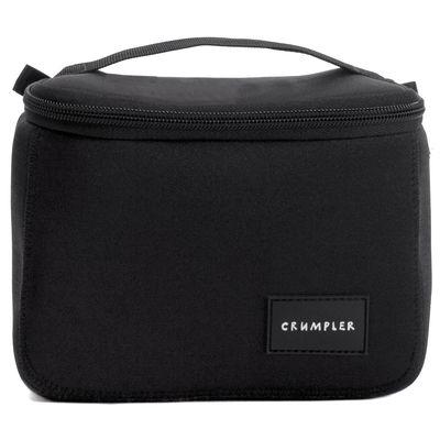 Für weitere Info hier klicken. Artikel: Crumpler The Inlay Zip Protection Pouch black XS