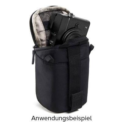 Für weitere Info hier klicken. Artikel: Crumpler Triple A Camera Pouch 200 black